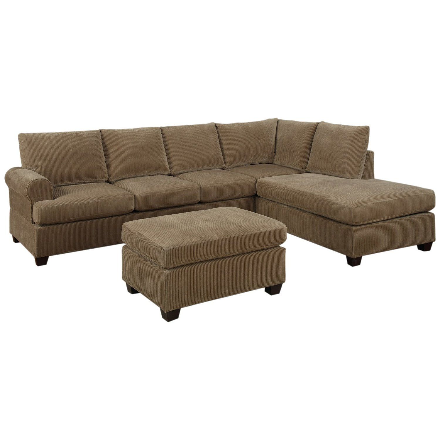 Like This One Too Includes Ottoman Chaise Is Reversible