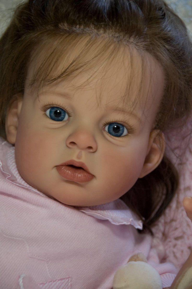Reborn Toddler Doll Baby Girl Arianna By Reva Schick Ooak