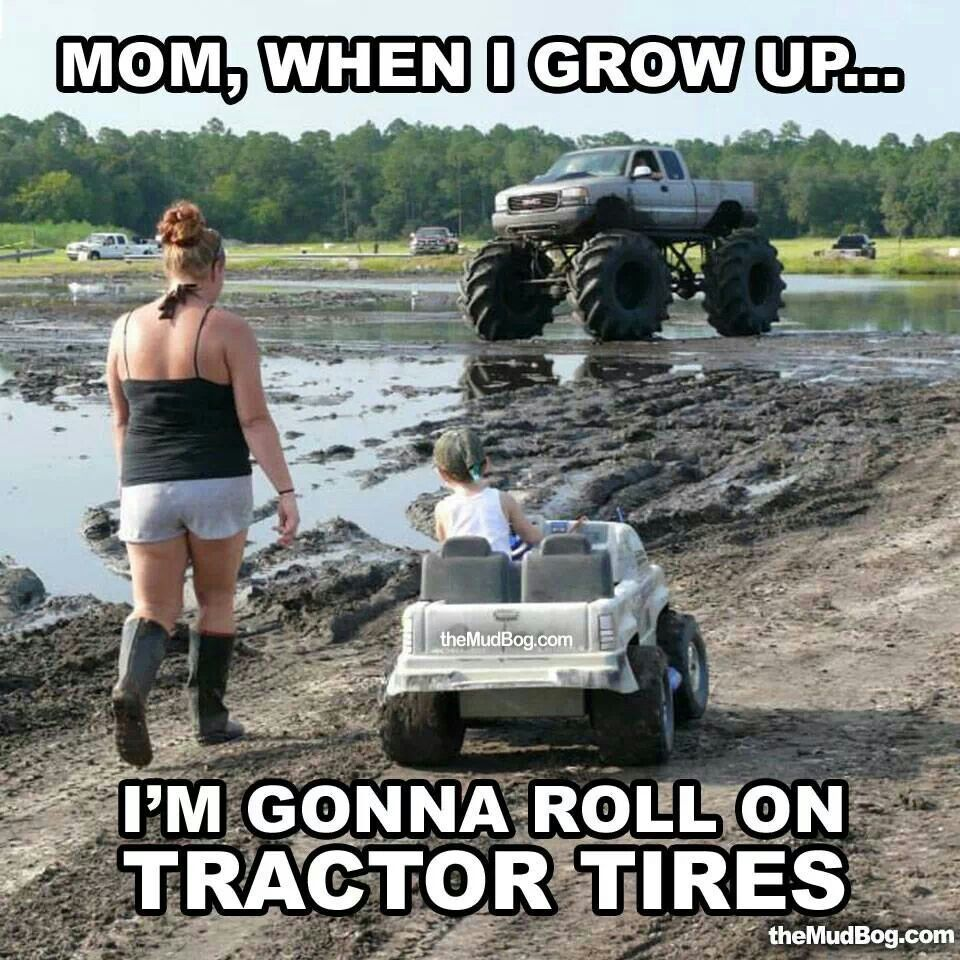 Truck Quotes Teaching Them Right  Nuts And Bolts  Pinterest  Jeeps Mudding
