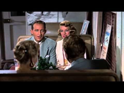 On Michael Curtiz' White Christmas (1954).