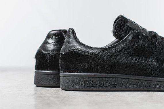 adidas originals stan smith zwart