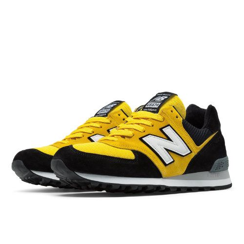 Ny Shoes Black Walk Balance New Off Yellow 574 Men's TYzIfqPx