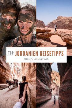 Jordanien Reisetipps: Für eine einzigartige Reise vom Toten Meer - Petra #petrajordan