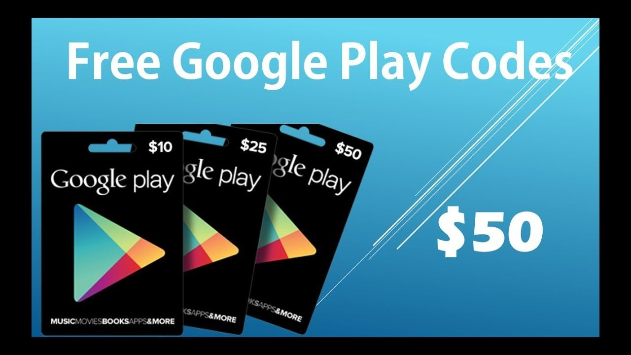 Cheap Google Play Gift Card Legit Way Get 50 Free Google Gift