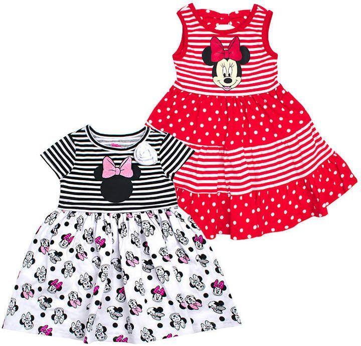Disney minnie mouse disney girls sleeveless minnie mouse