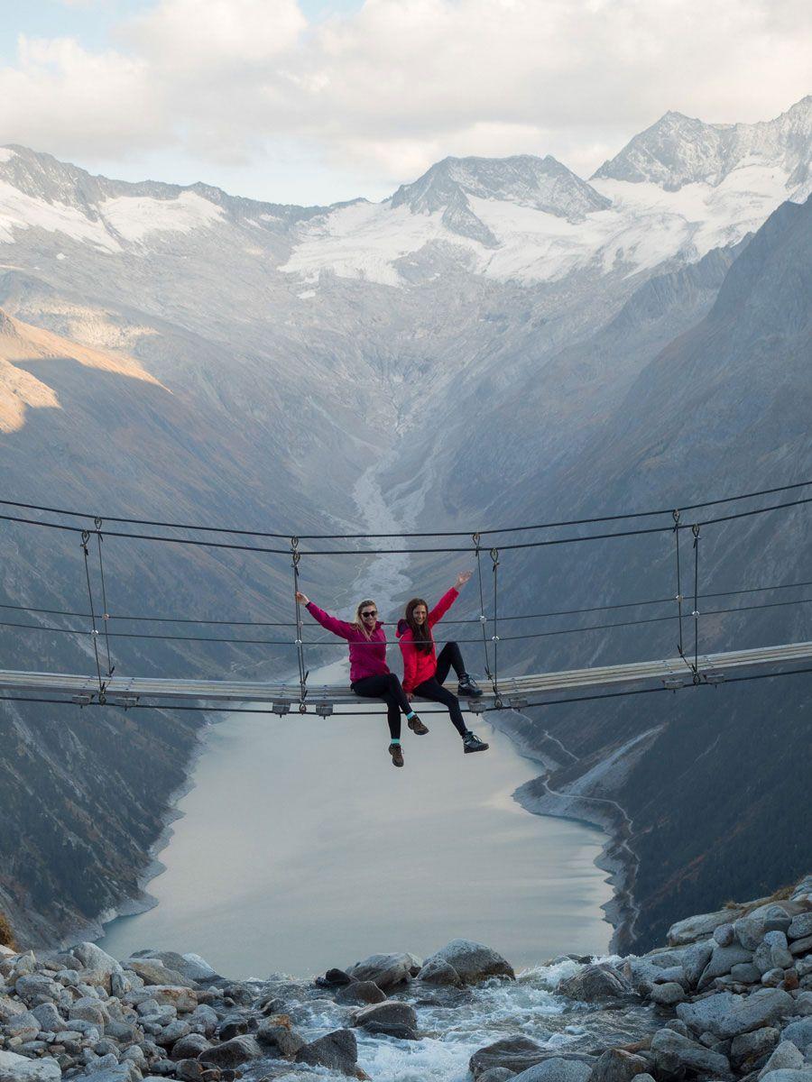 Wanderung Zur Olpererhutte Im Zillertal Ein Fantastischer Ausblick