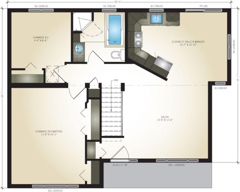 Pro-Fab Constructeur de maisons modulaires, usinées, préfabriquées