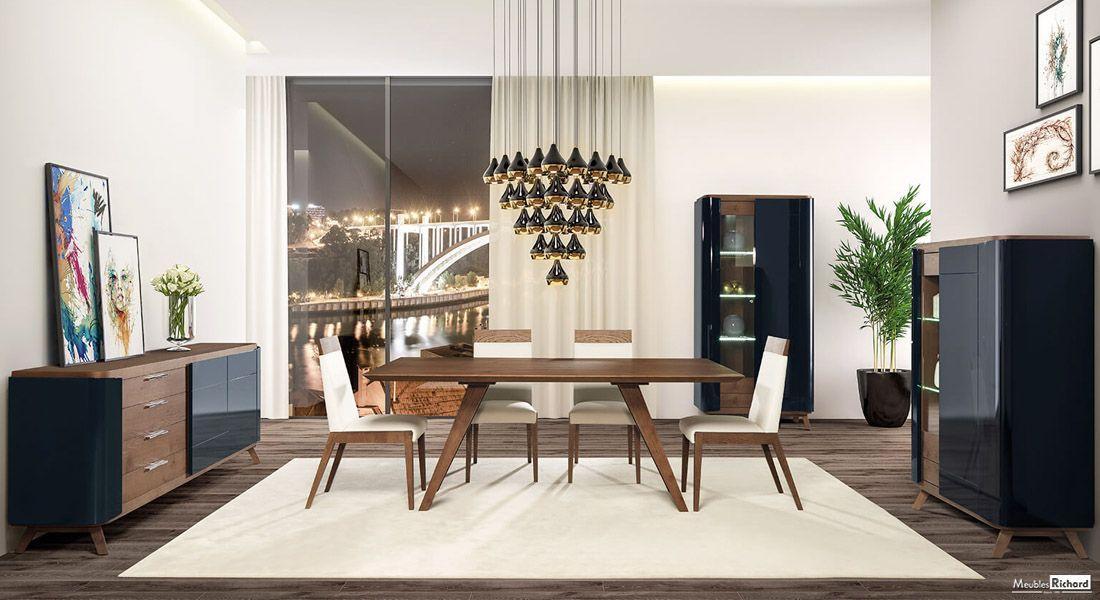 salle manger design magasin de meubles meubles contemporains pinterest magasin de. Black Bedroom Furniture Sets. Home Design Ideas
