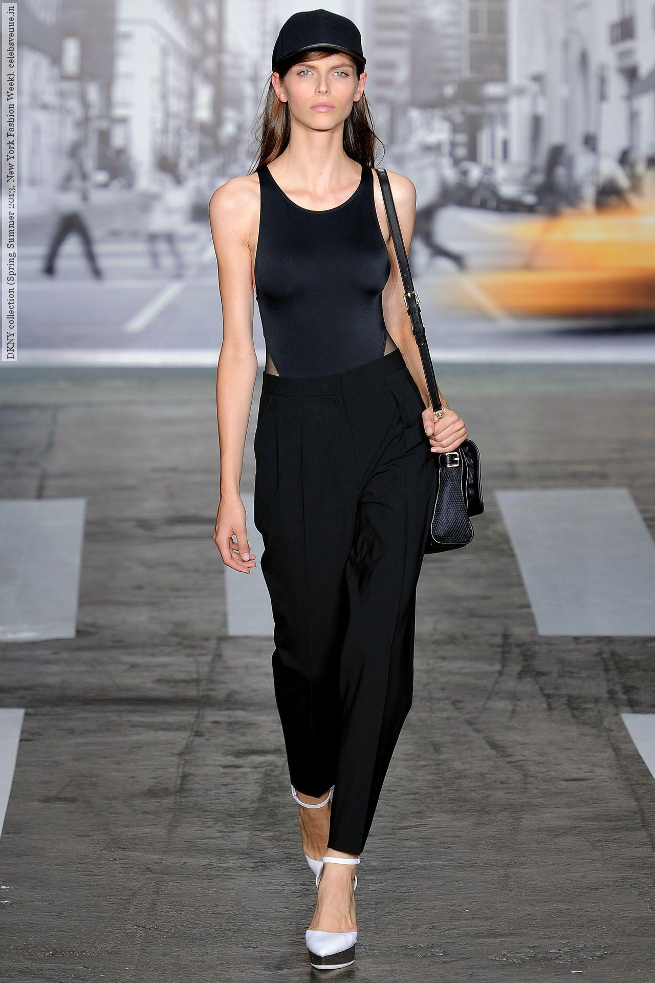 DKNY collection (Spring-Summer 2013, New York Fashion Week) 021.jpg