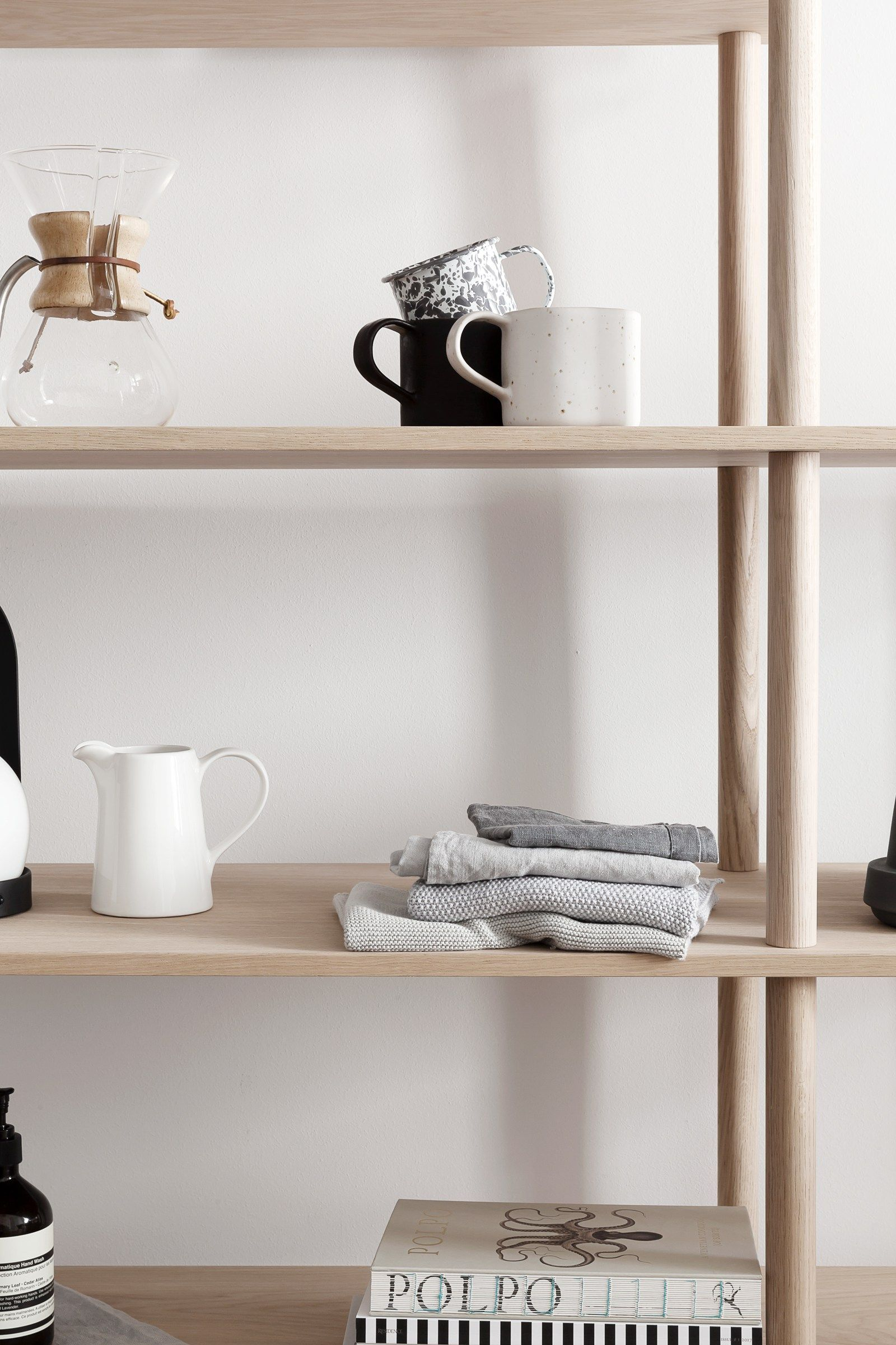 Woud Elevate Shelving In Our Kitchen  Coco Lapine Design