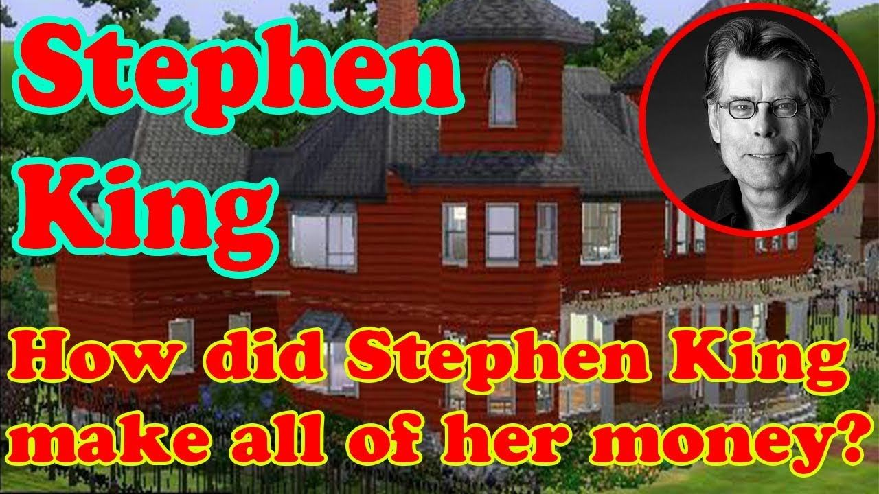 Pin by MD news plus on How did Stephen King make all of