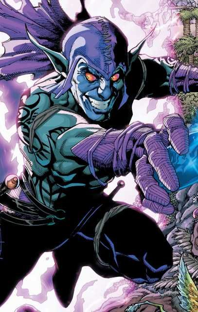 Eclipso screenshots, images and pictures - Comic Vine   DC Comics
