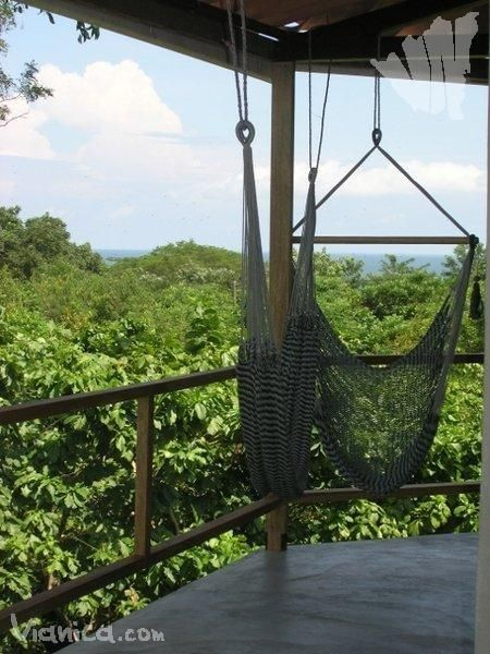 La Via Verde - La Isla de Ometepe Nicaragua.  We stayed here--the best place to stay on the island!  Hosts, setting, rooms, all incredible.  Plus, homemade, organic breakfasts to die for...gotta go again!