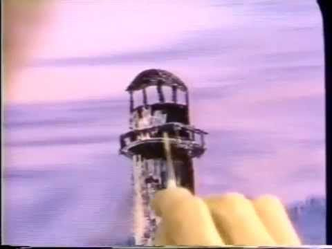 Bob Ross The Joy Of Painting Seascape With Lighthouse Youtube