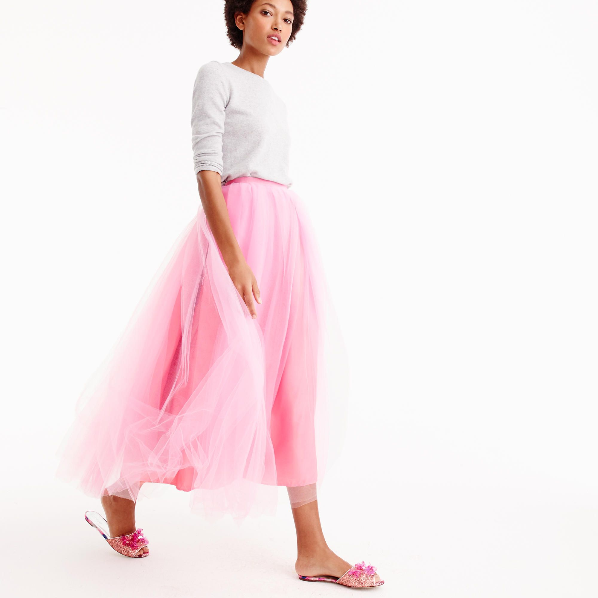 df95f8a6b1 Tulle ball skirt | Clothes | Ball skirt, Skirt outfits, Tulle