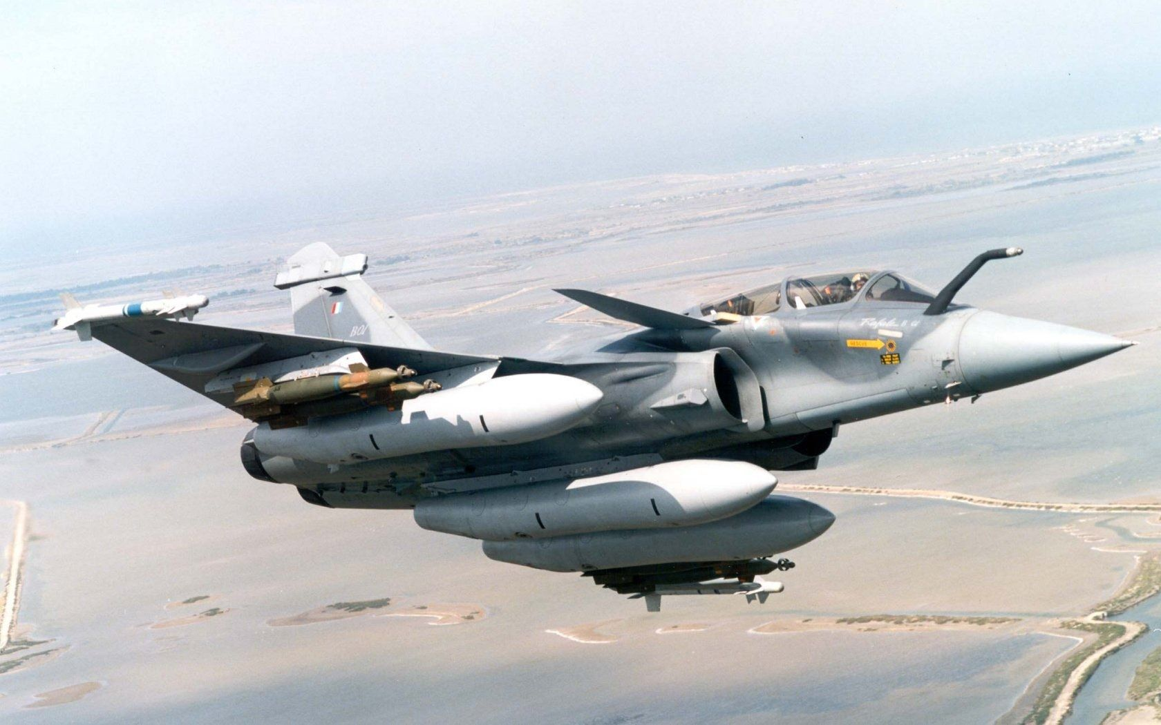Dassault Rafale Widescreen Wallpaper Best Fighter Jet