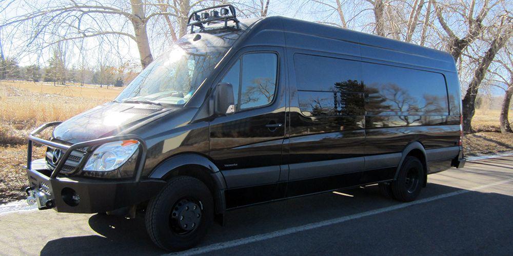 Van Conversion Custom Vans Van Conversion Vans