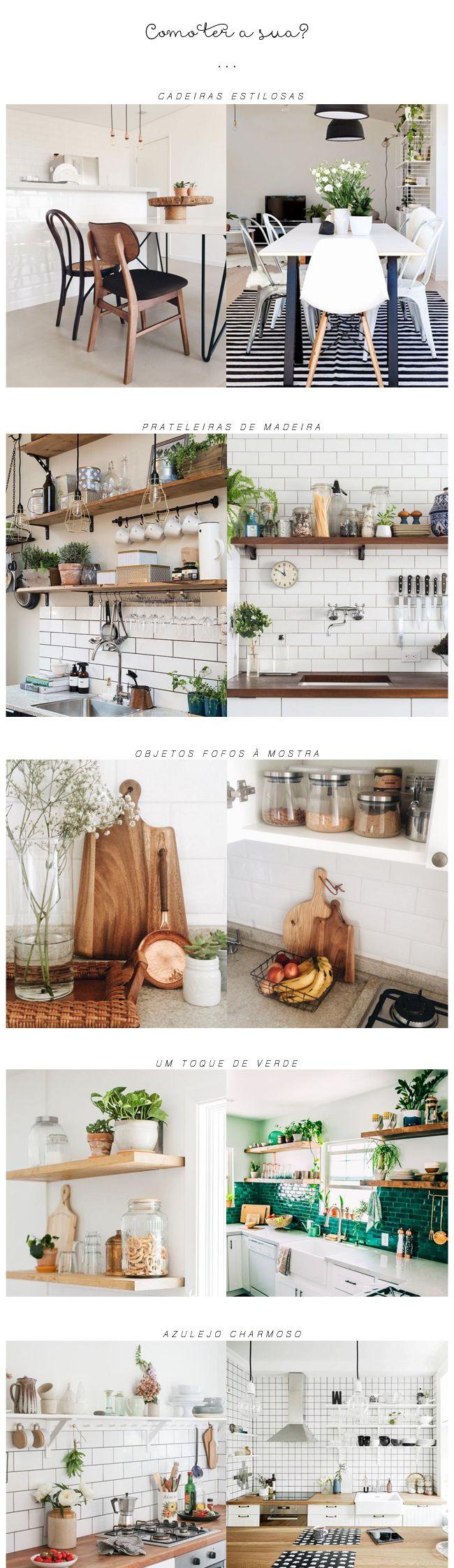 Cozinhas incríveis medo da pressa home decor love pinterest
