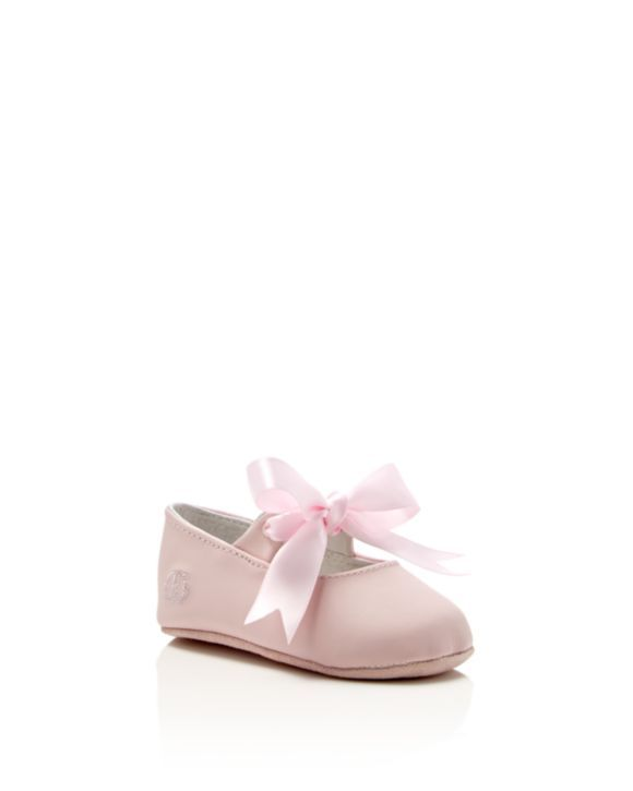 f5695b76d311 Ralph Lauren Childrenswear Girls  Briley Ballet Flats - Baby