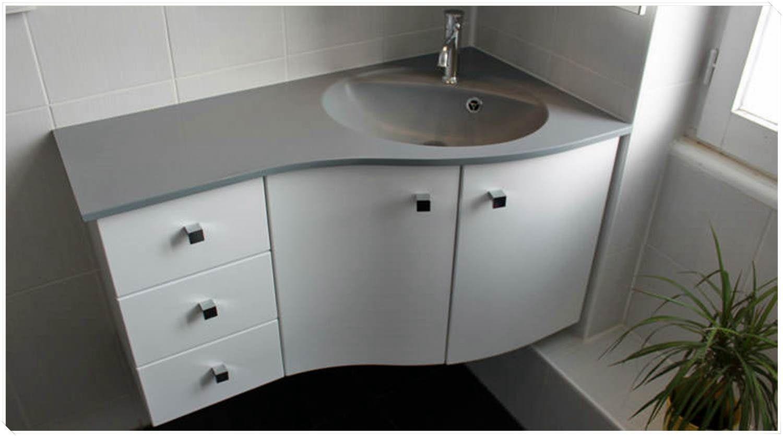 16 plus récent meuble vasque d angle pour salle de bain photos