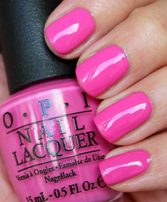 OPI Suzi Has A Swede Tooth (NAILTASTIC)