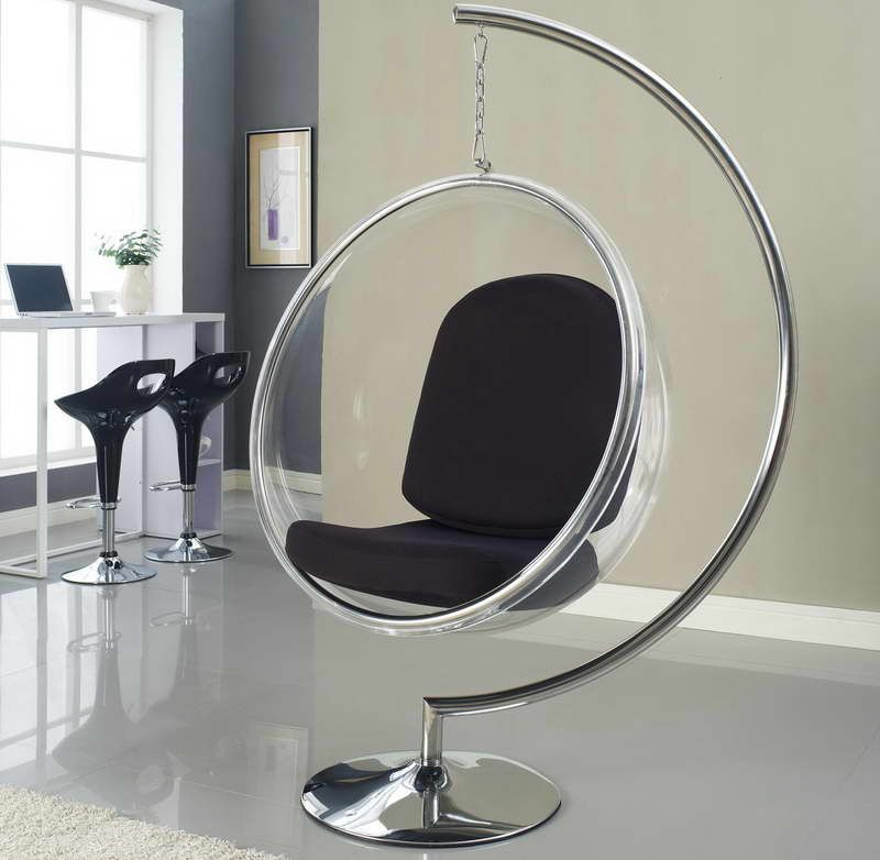 Ball Chair Bubble Hanging Chairs Bedroom | Home Furniture ...
