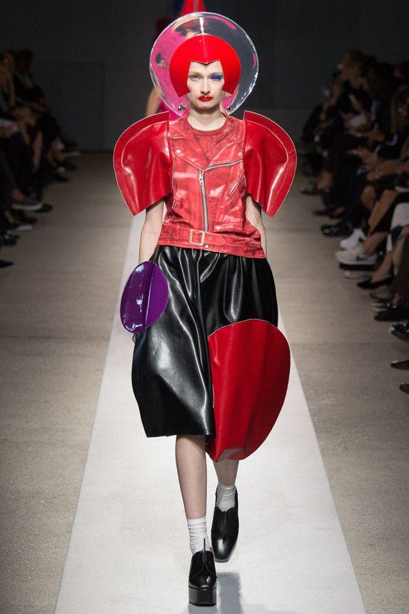 Junya Watanabe Spring 2015 RTW – Runway – Vogue