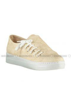 Ayakkabı - Bej - Fox Shoes https://modasto.com/fox-ve-shoes/kadin-ayakkabi/br7232ct13 #modasto #giyim