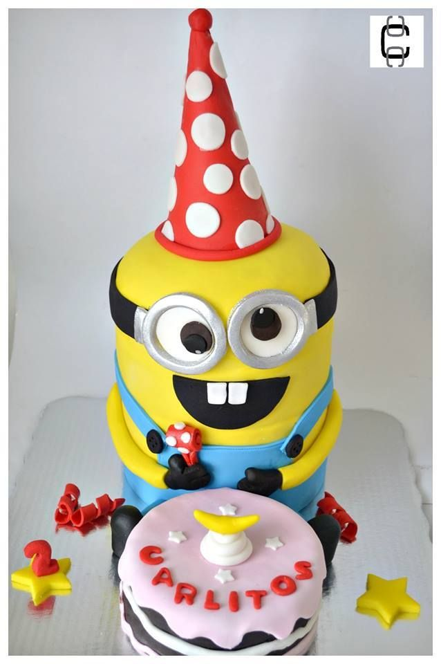 MINIONS THEMED PARTY IDEAS MINIONS FONDANT CAKE IDEAS FIESTA DE