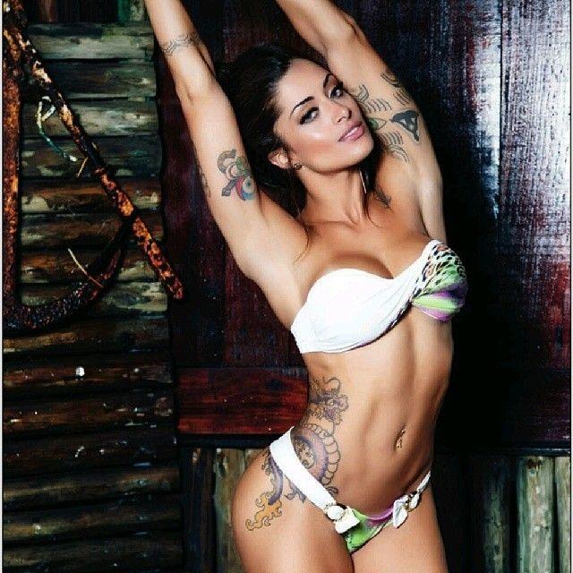 Aline Riscado tattoos