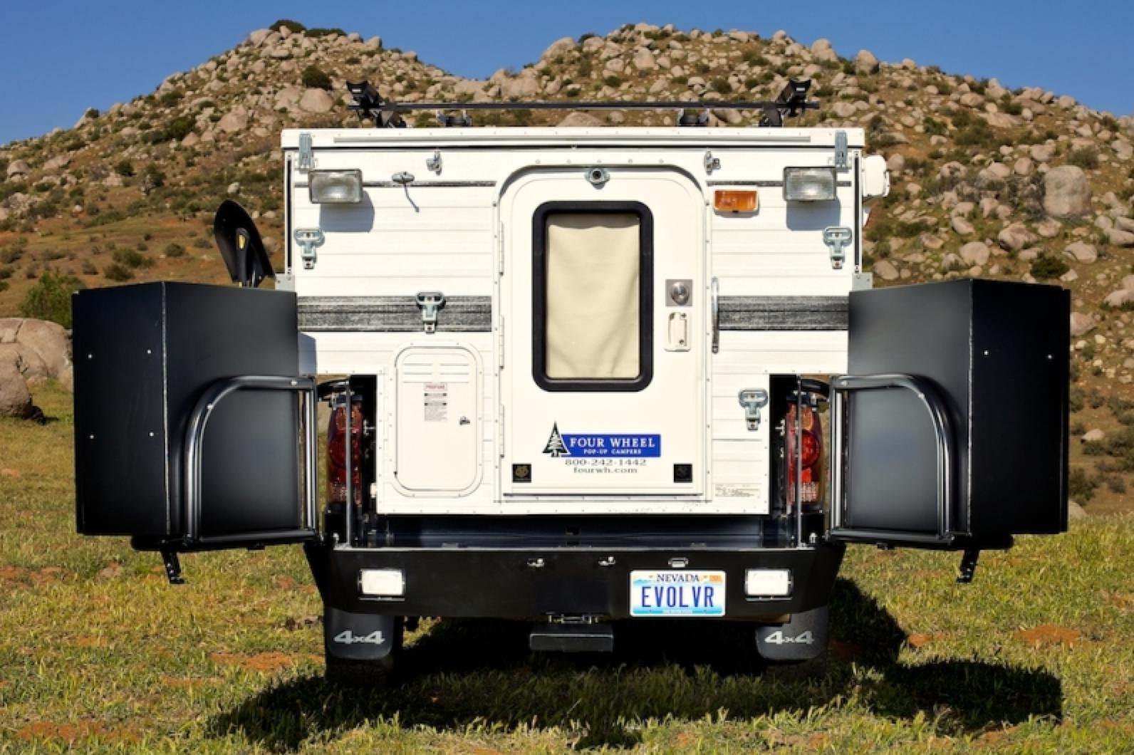 Alaskan camper set up camper pinterest truck camper rigs and pickup camper