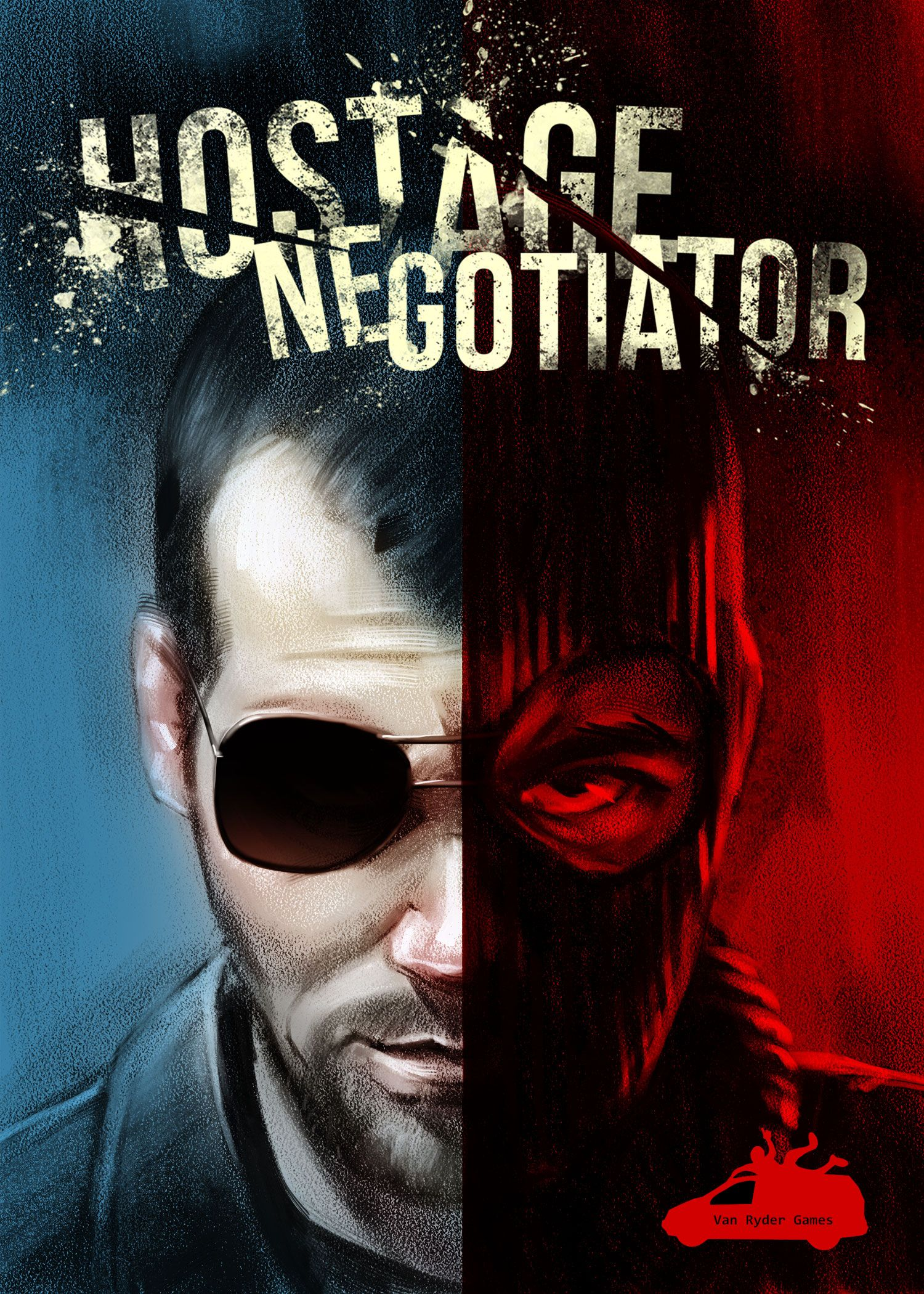 Hostage Negotiator Board games, Games, Card games