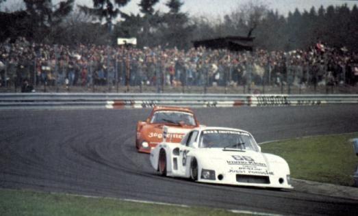 """Joest baute sich für die Saison 1981 in Eigenregie aus Original-Porsche-Teilen einen Doppelgänger des 1978er Werkswagens, genannt """"Moby Dick"""", auf"""