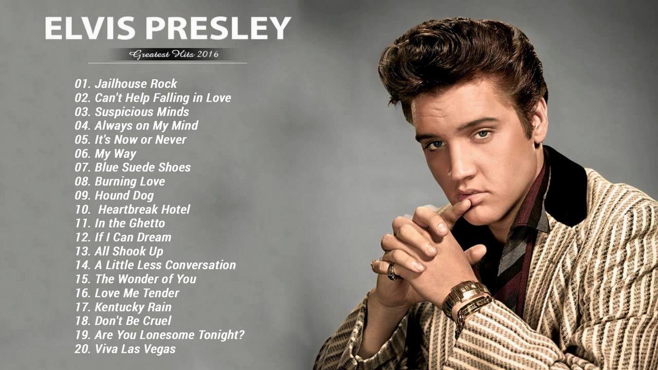 Elvis Presley : Greatest Hits - Best songs of Elvis ...