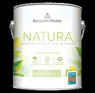 09 99 100 Natura Interior Paint Benjamin Moore Semi Gloss 514 0