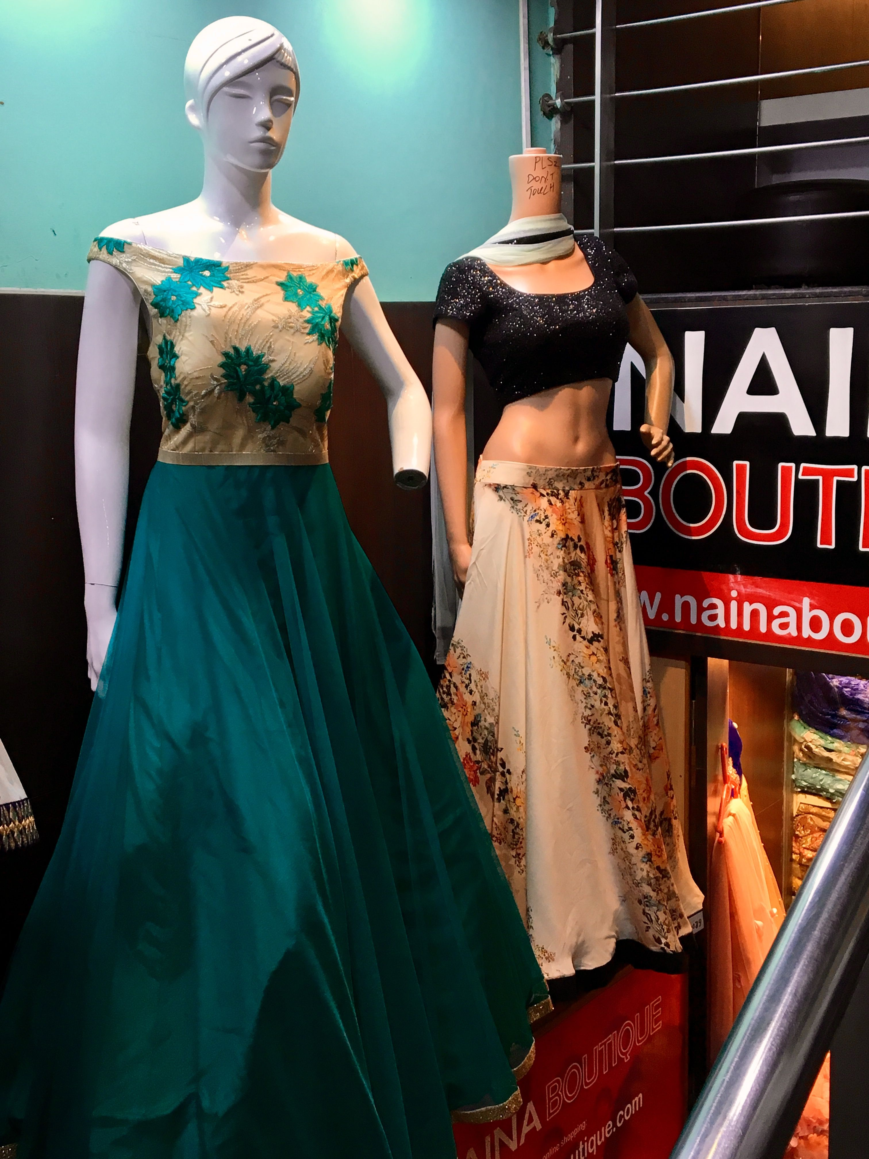Naina\'s Boutique in Commercial Street, Bengaluru   Lehengas <3 ...