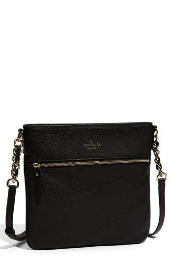 Kate Spade New York Cobble Hill Ellen Leather Crossbody Bag Small