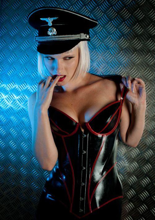 Think, sexy nazi mistress