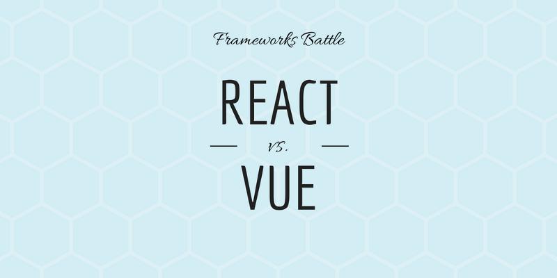 React vs. Vue (vs. Angular) Company logo, Tech companies