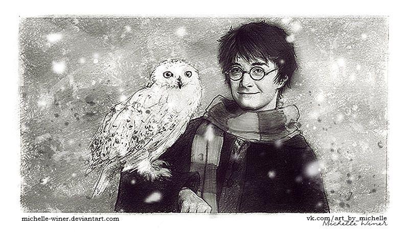 Harry Potter by Michelle-Winer on DeviantArt