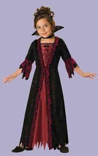girl vampire costume child vampira costume - Vampire Pictures For Kids