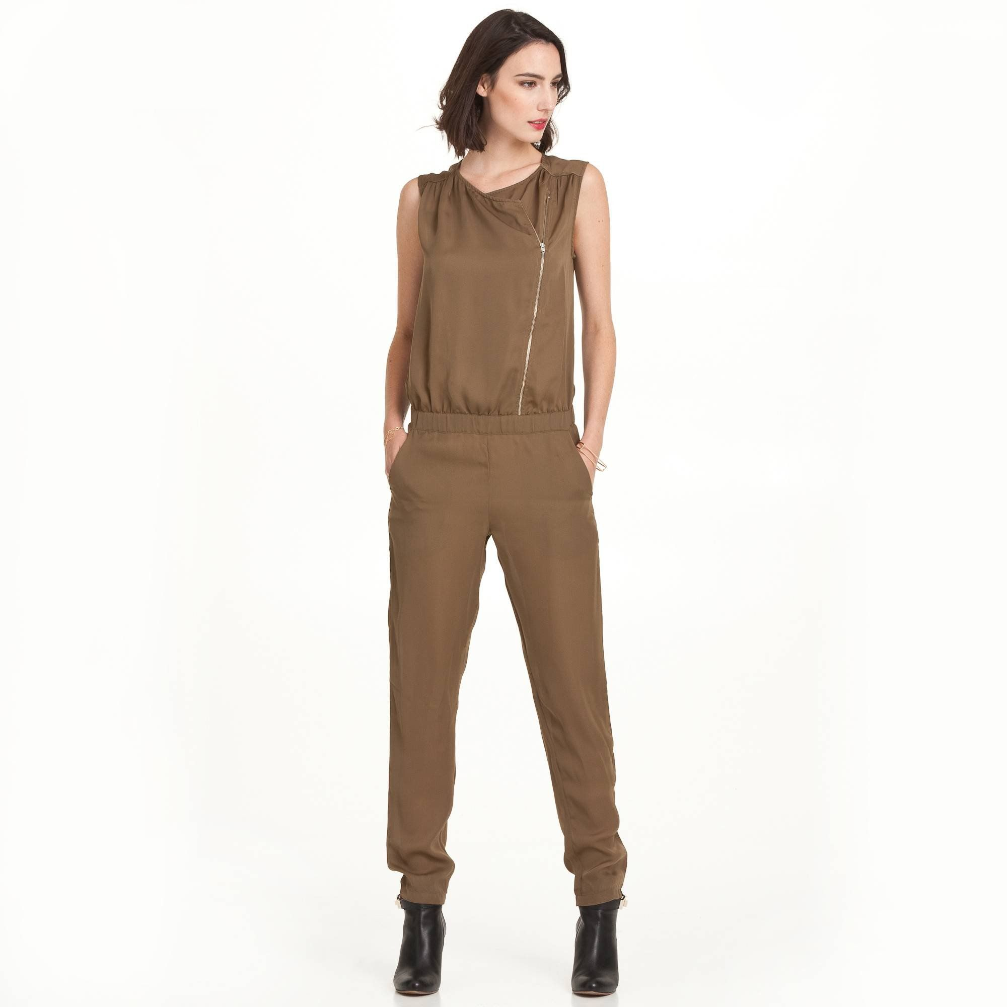 combinaison pantalon imprimée zippée femme 3 suisses collection