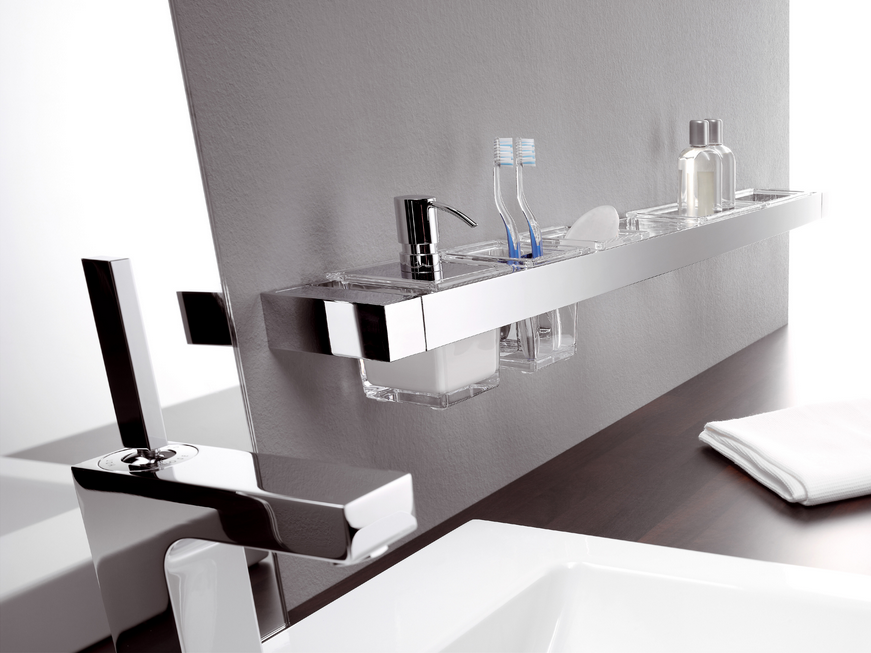 stunning badezimmer accessoires set contemporary. Black Bedroom Furniture Sets. Home Design Ideas