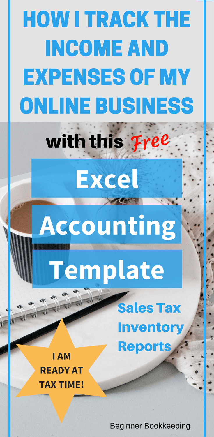 free accounting excel template small business info resources