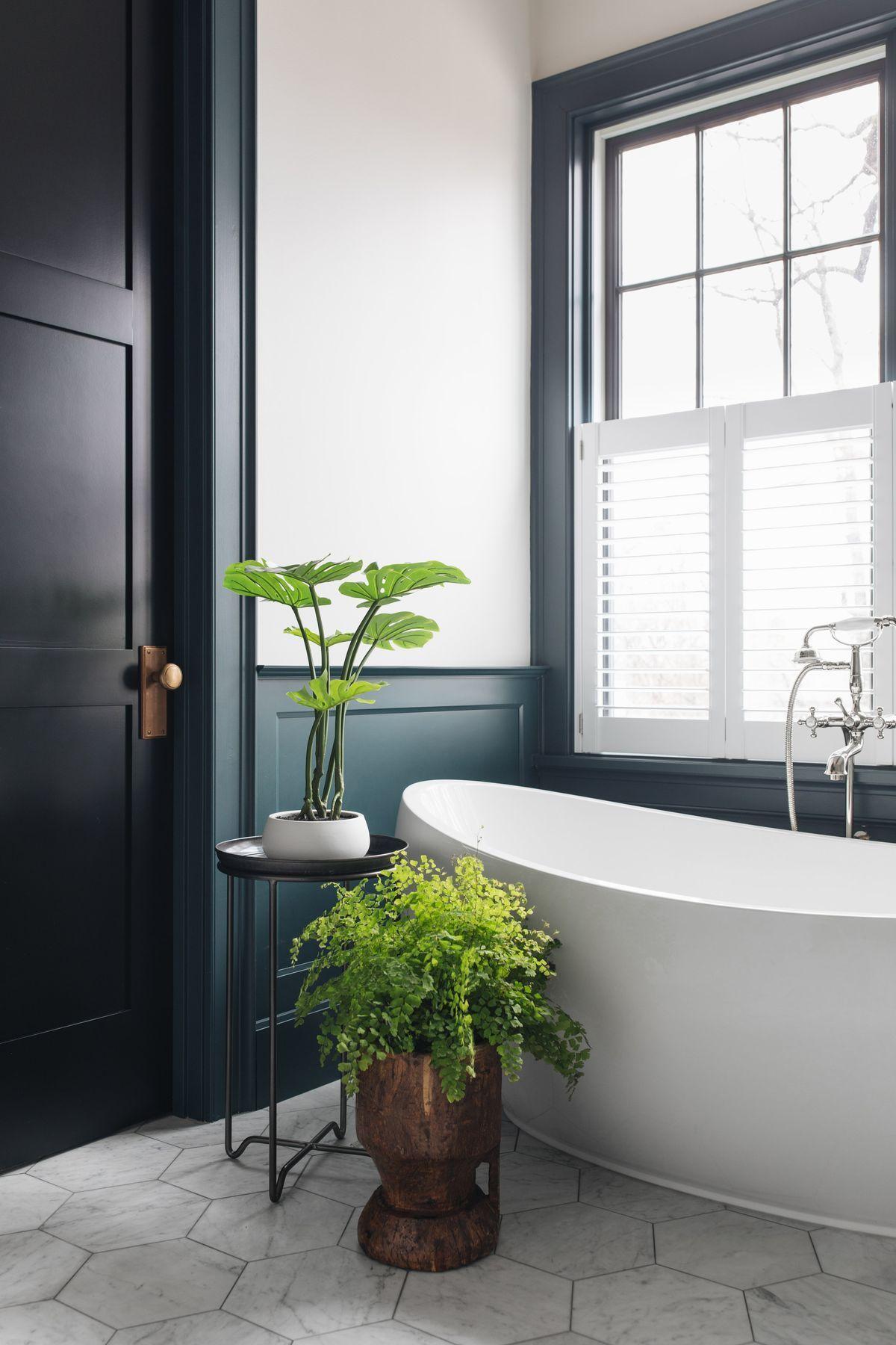 Home Interior Design — Master Bathroom Inspiration by Jean ...