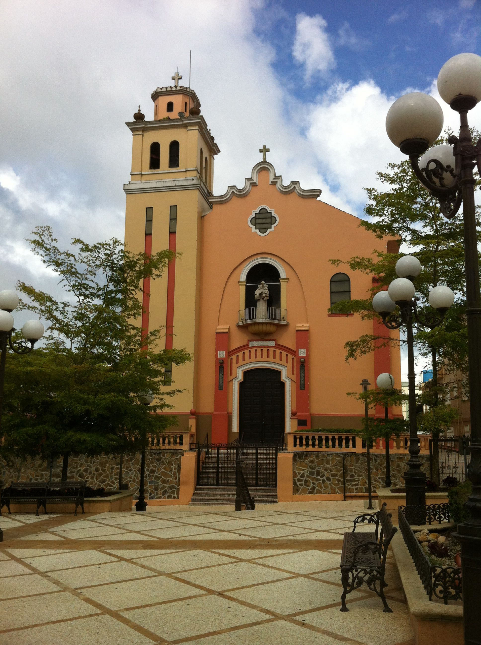 Iglesia San Antonio de Padua, Barranquitas