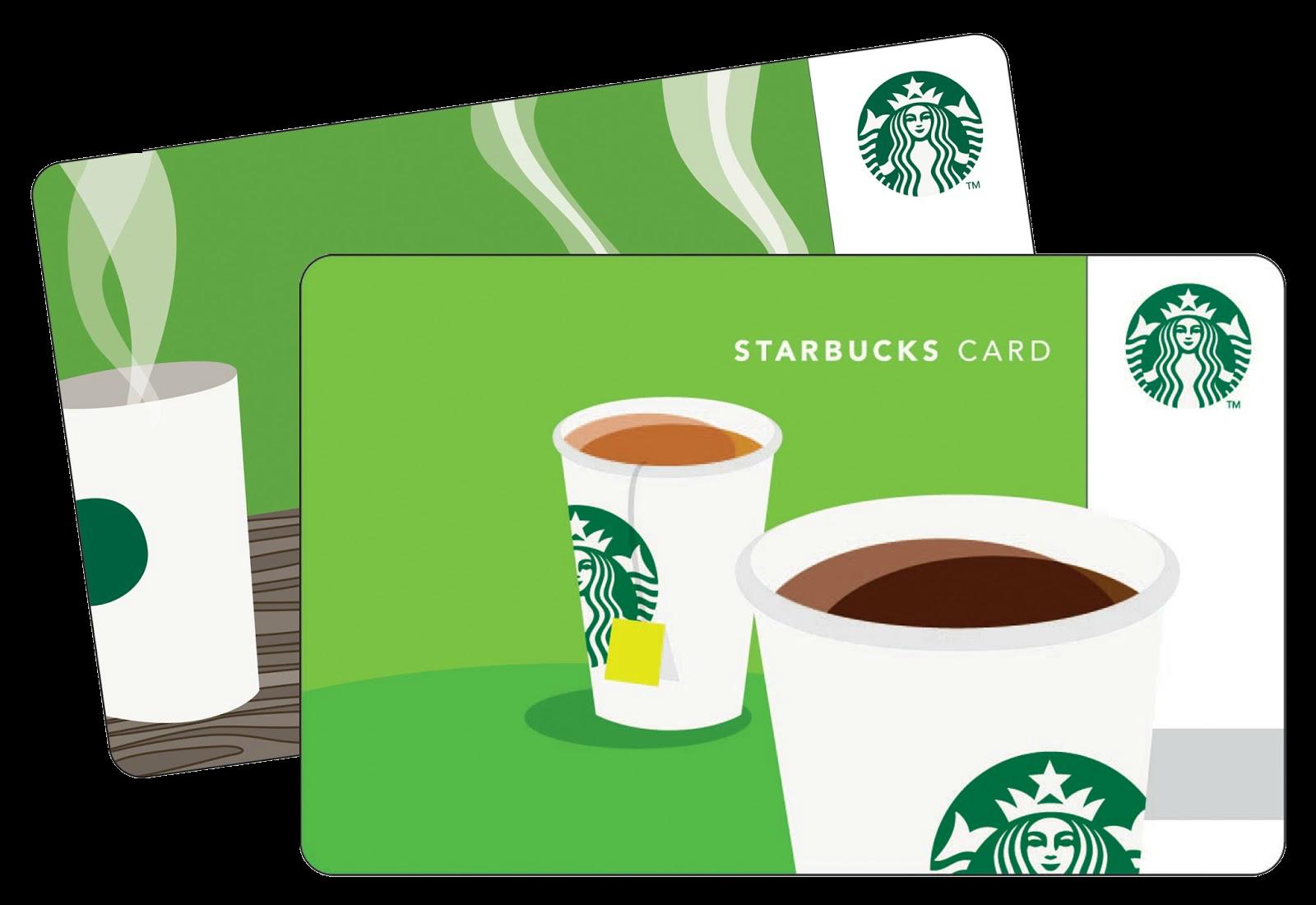 Starbucks Gift Card Free Starbucks Gift Card Starbucks Card Starbucks Gift Card