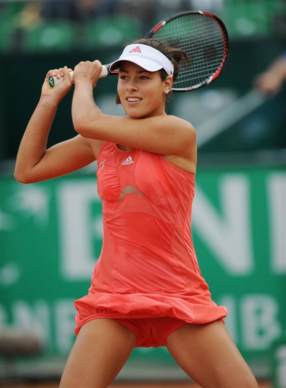 Ana Ivanovic, Sexiest Tennis Player in the World