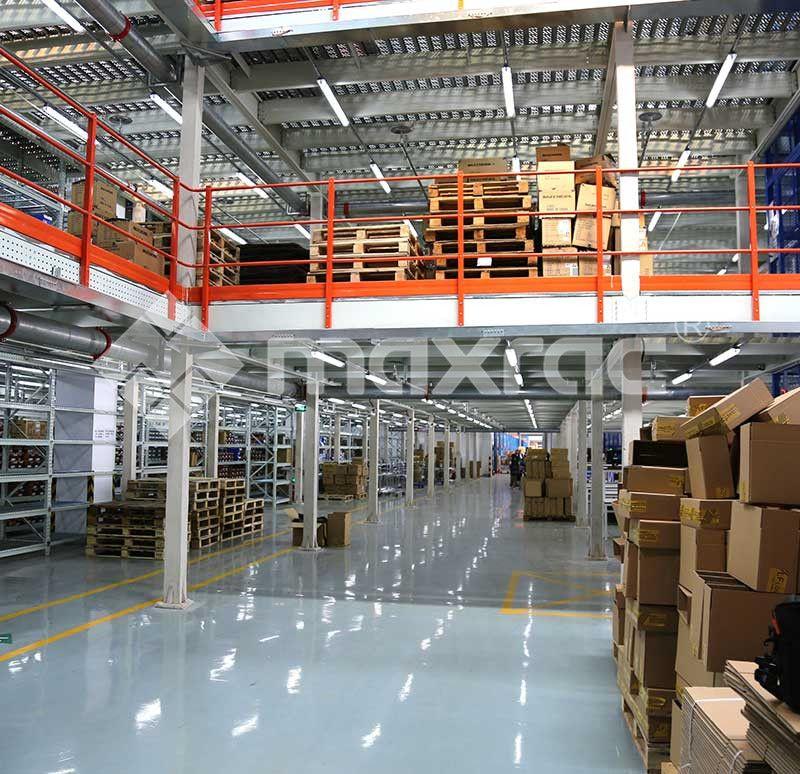 SteelStructureMezzanine • Cost-effective, creating the