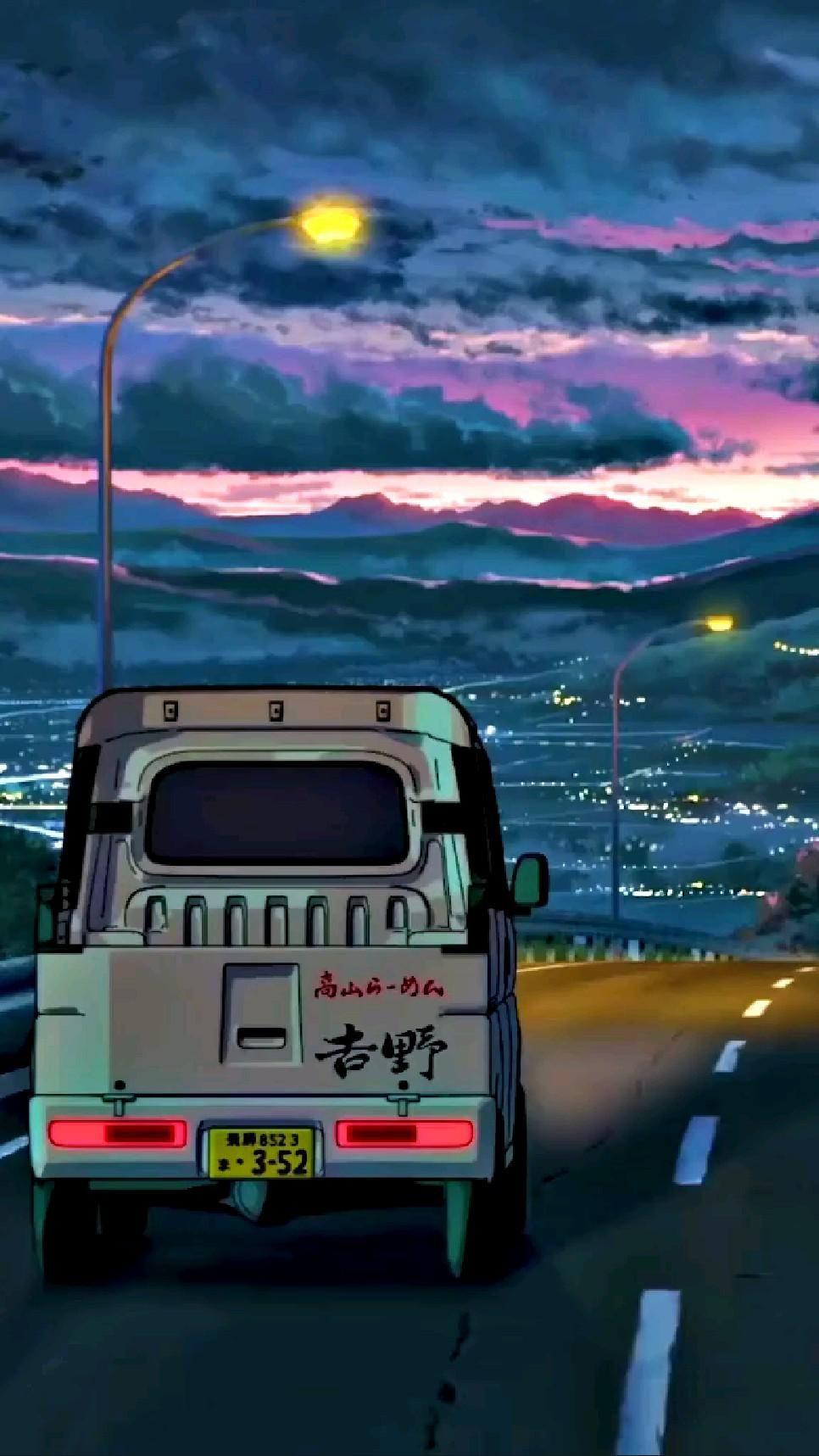 aesthetic anime video anime